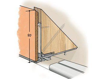 eigentlich ist das gardinenschiebesystem namens kvadrant ikea eine fensterdekoration viel. Black Bedroom Furniture Sets. Home Design Ideas