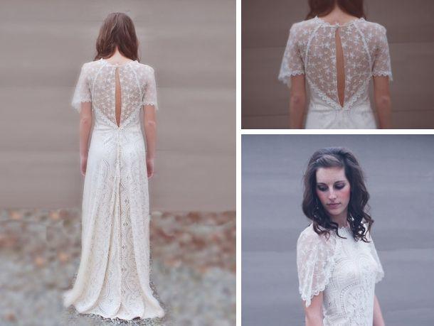 20 Beautiful Boho Wedding Dresses