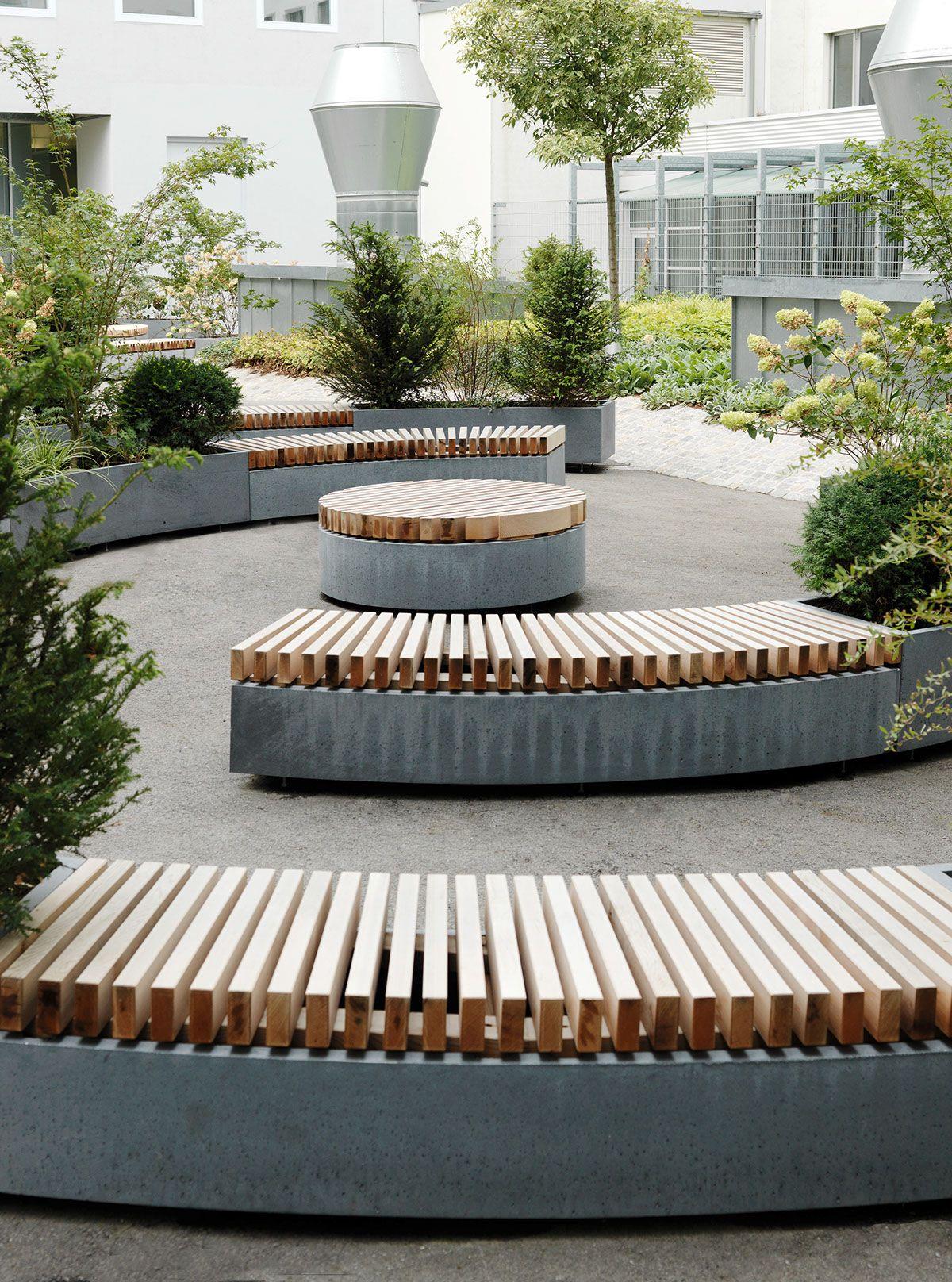 Seating Surface Platforms Outdoor Furniture