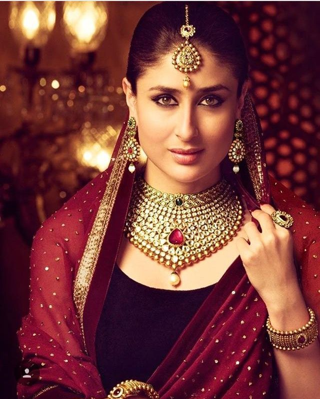 Kareena Kapoor Bridal Jewellery Indian Indian Bridal Jewelry Sets Bridal Jewelry