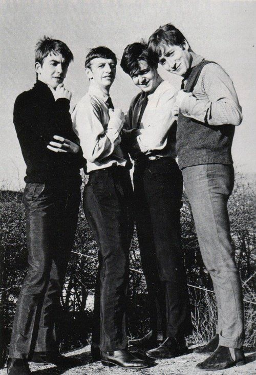 Young Beatles...such little goobers. Who woulda known ...