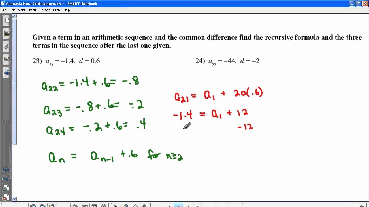 Arithmetic And Geometric Sequences Worksheet Elegant Dentrodabiblia Arithmetic Seq In 2020 Arithmetic Sequences Persuasive Writing Prompts Graphing Linear Inequalities