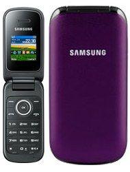 samsung e1190 purple deals mobile phone price comparison mobile rh pinterest com Samsung E1190 Mobile Phone Samsung E1205