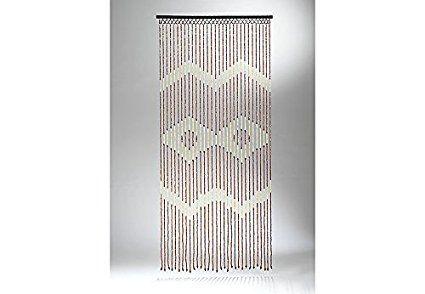 Türvorhang Ikea amazon de türvorhang perlenvorhang deko vorhang holzperlenvorhang