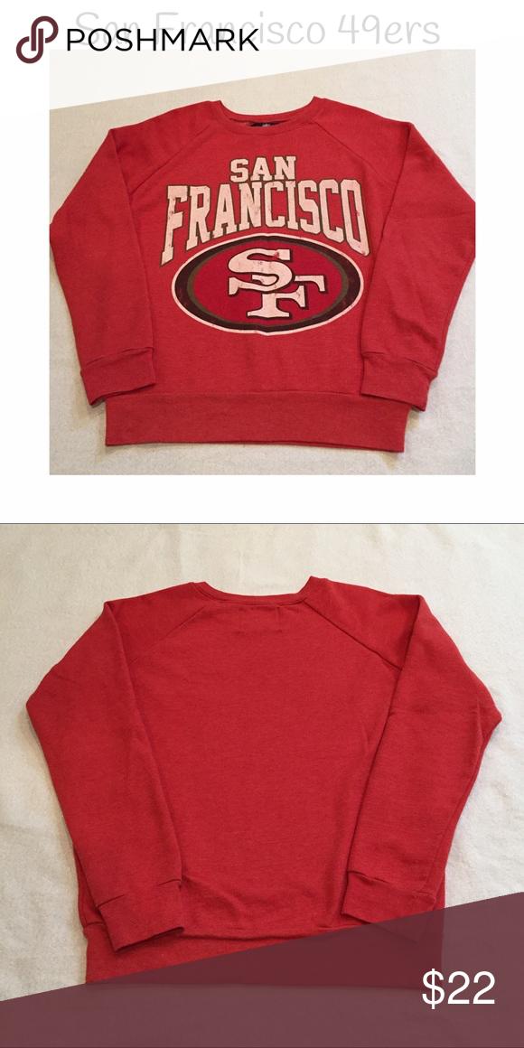 San francisco 49ers sweatshirt  42ef3d7a1