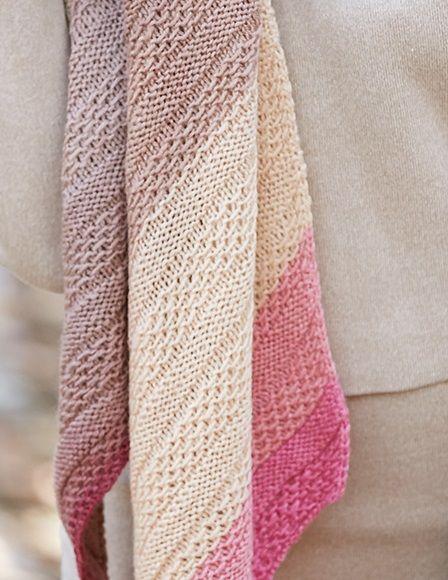Free Knitting Pattern For A Ladies Scarf Knitting Knitting