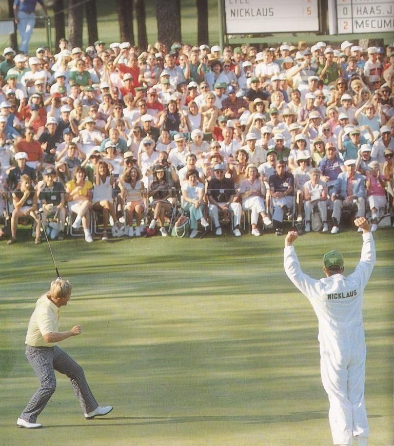 86 Masters The Ohio State University Pga Tour Sports Hero