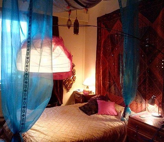 Finally got my oriental princess bedroom:-)