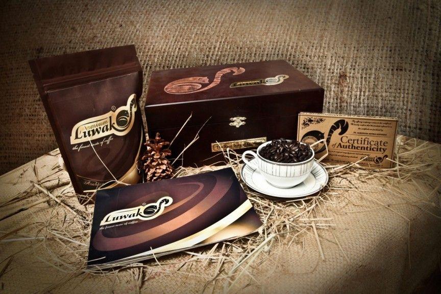 Coffee Kopi Luwak The Fancy We