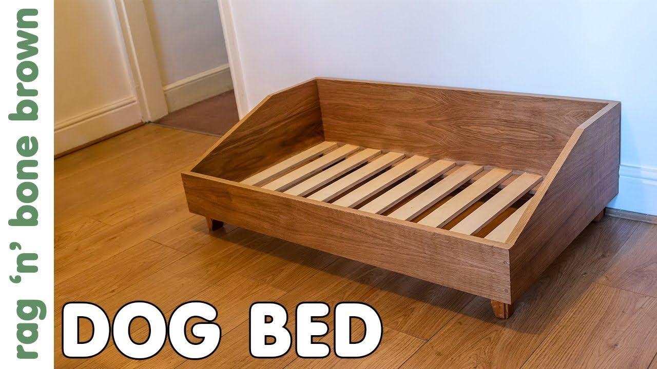 Making A Large Dog Bed Wood Dog Bed Crib Mattress Dog Bed Dog Bed Frame