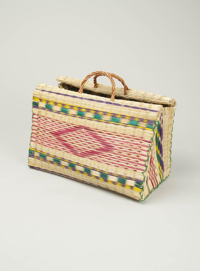 Adesivo De Francesinha Onde Comprar ~ Toino Abel Traditional Handmade Reed Baskets from Portugal ; cesta de palha portuguesa