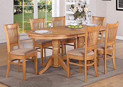 43++ Oak wood dining table set Best Seller