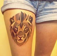Sasha Unisex: Lion