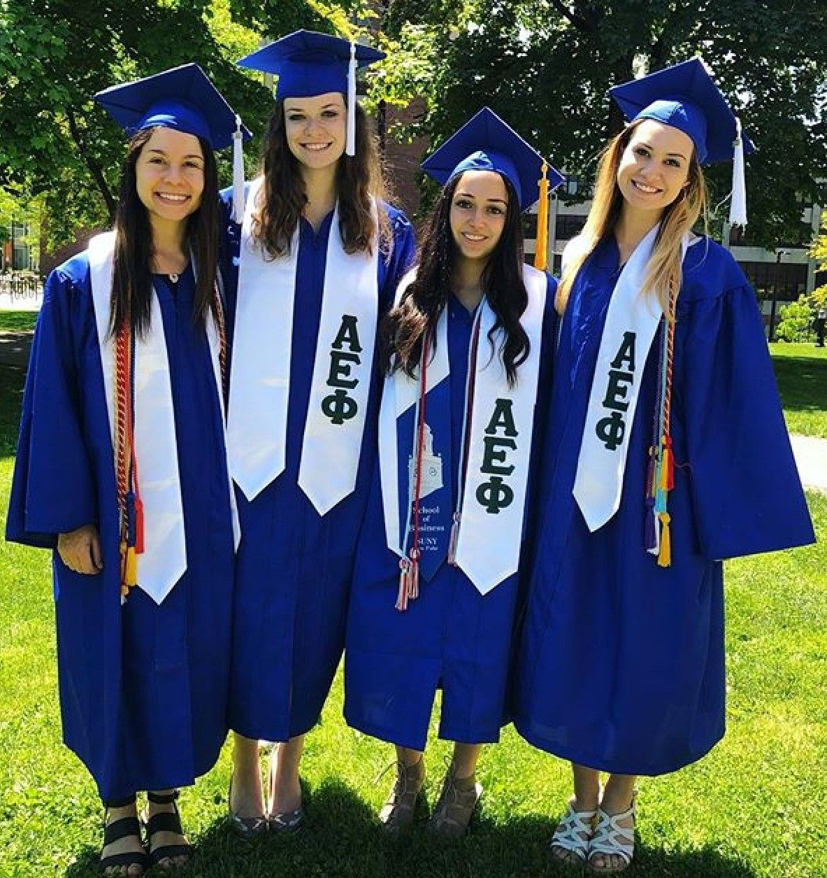Suny New Paltz Graduation 2020.Congrats To These Suny New Paltz Graduates Phi Graduates