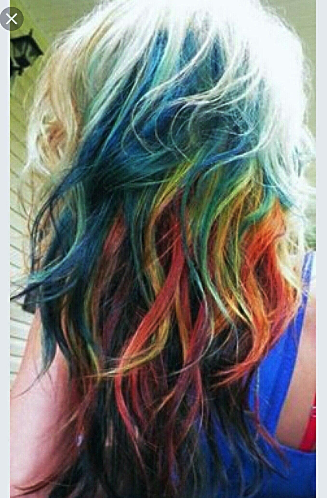 Art color hair - Hair By Me Telia Dalton Telia S Cut And Color A Focus