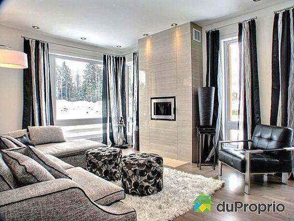 Wow, plan de maison contemporaine 3713-V1 de Dessins Drummond