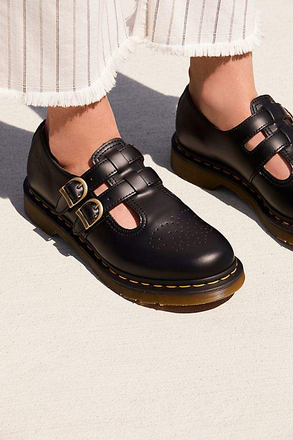 Dr. Martens 8065 Mary Jane Flat   shoes obsesion   Mary janes, Flats ... bc6ae9abe59f