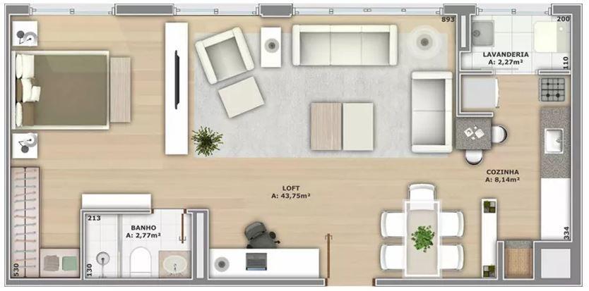 Planos de casas modernas de 1 dormitorio planos de casa for Planos de casas de una habitacion