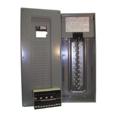 Unbranded Electrical Box Xp40200siemens 200 Amp 40 80 Circuit Panel Pack With Main Breaker Locker Storage Siemens Space Savers