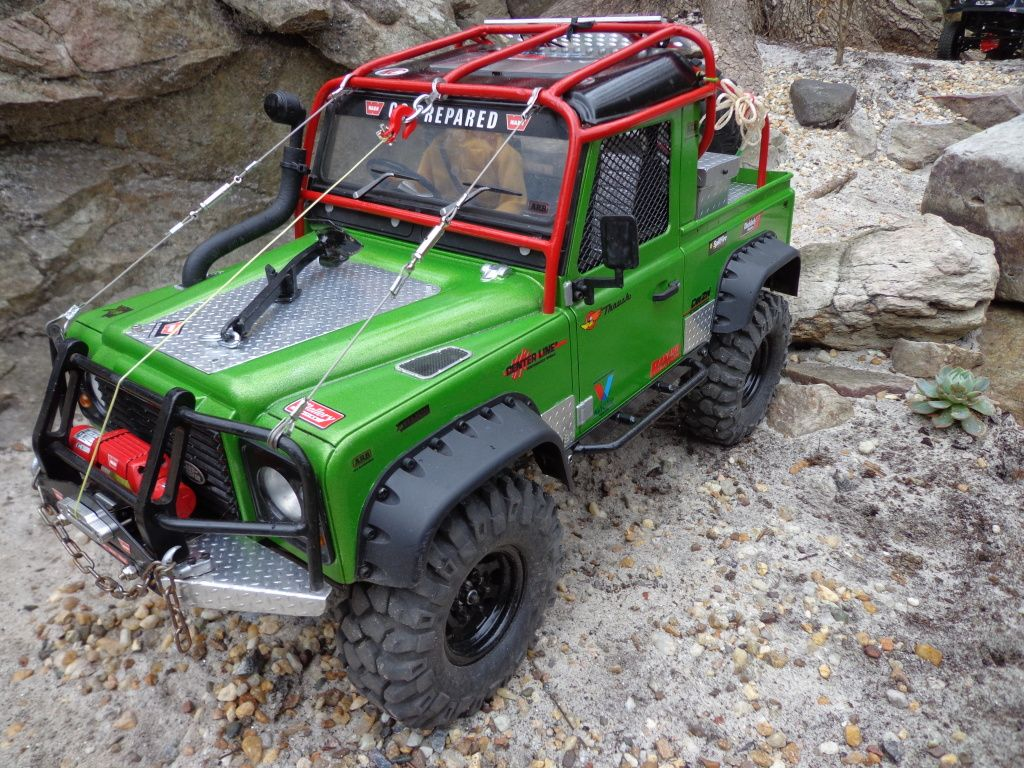 nice defender scale crawler rc jeep rc cars rc trucks. Black Bedroom Furniture Sets. Home Design Ideas