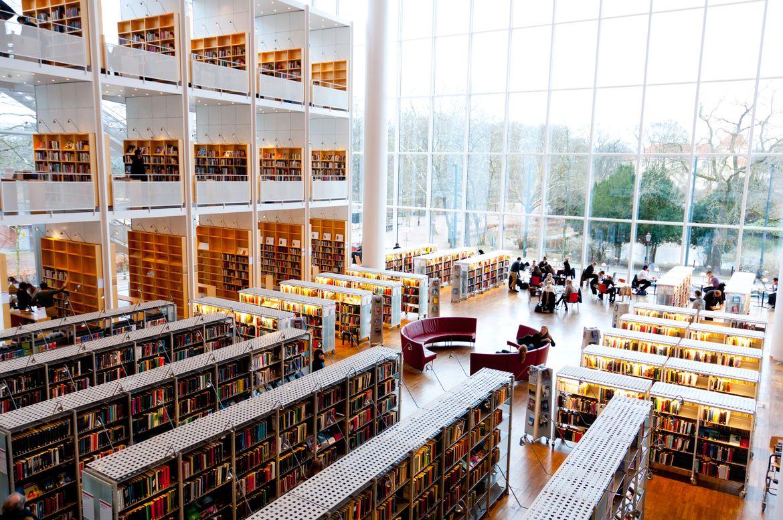 Public Library, Malmö, Sweden