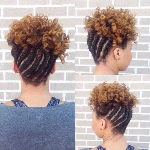 Miraculous 1000 Images About Hair Styles On Pinterest Curls Flat Twist Short Hairstyles Gunalazisus