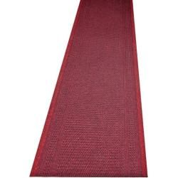 Photo of Carpet Arabo in red CaracellaCaracella