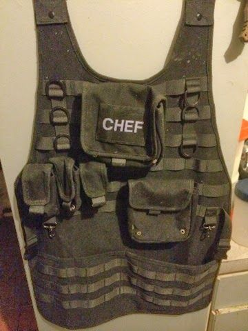 ApocalypseEquipped: Review: Tactical BBQ apron | Things to Wear ...