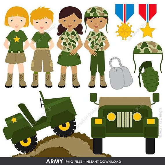 army clipart military vector graphics patriot digital clip cute rh pinterest com army clipart png army clipart black and white