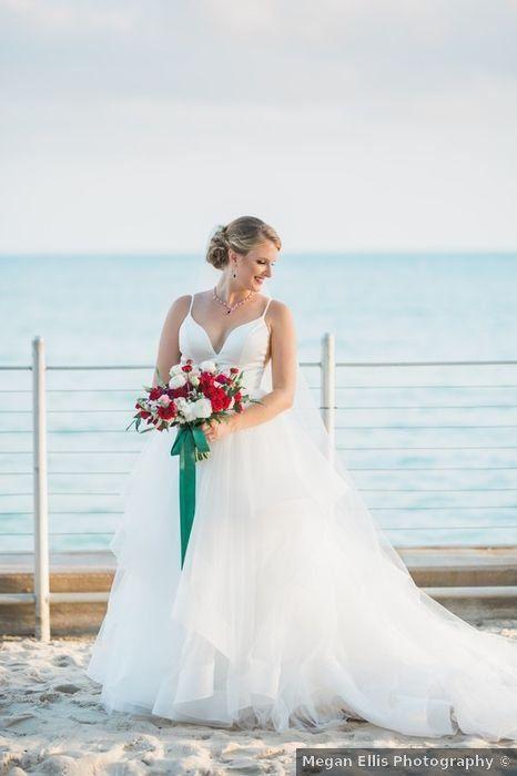 Photo of Matthew and Madeleine's Wedding in Key West, Florida
