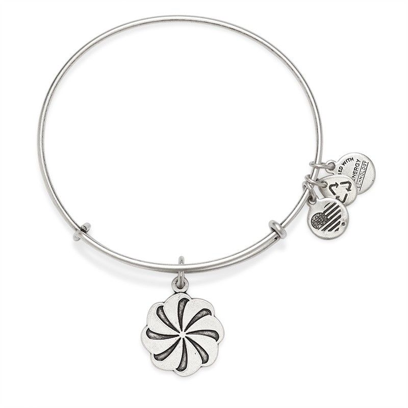 Eternity Symbol Charm Bangle Alex And Ani Resilience Divinity