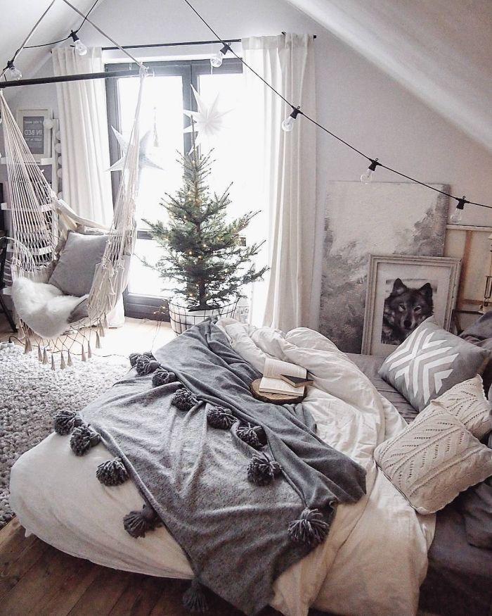 ▷ 1001 + exemples parfaits dune chambre sous combles