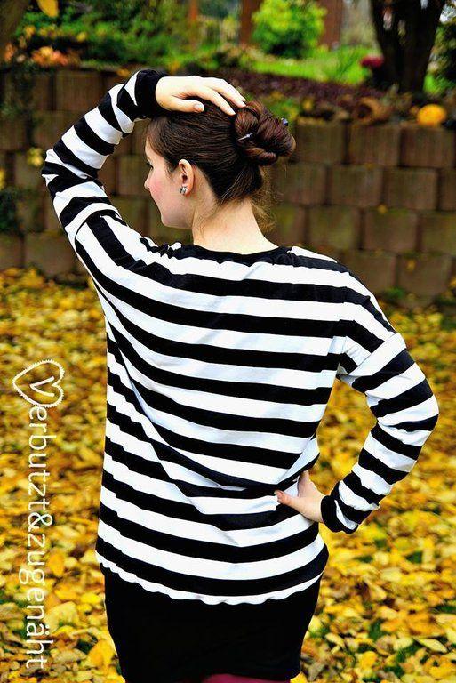 FREEBOOK Zeitlos & Zeitlos Mini   Kleid mit ärmel ...