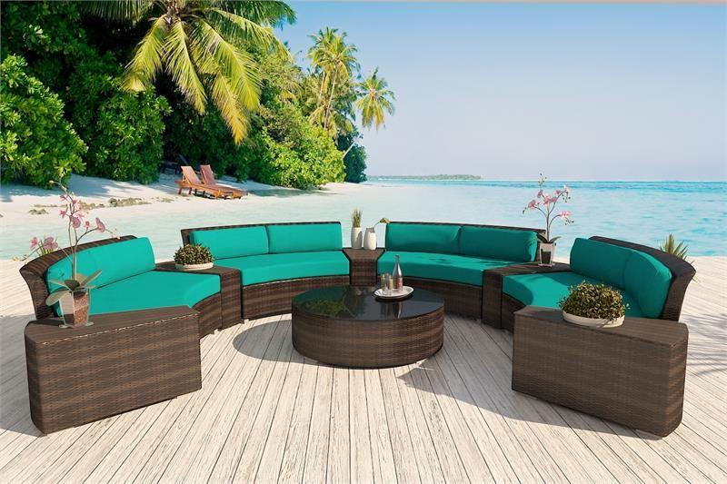 Www Customwickerfurniture Com Alexandra Patio Furniture Set