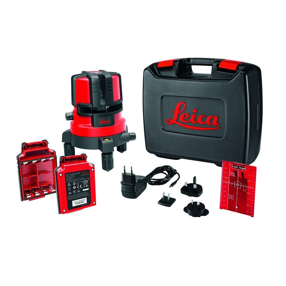 Leica Lino L4p1 Laser Level 834838 Leica Tool Design Cool Things To Buy