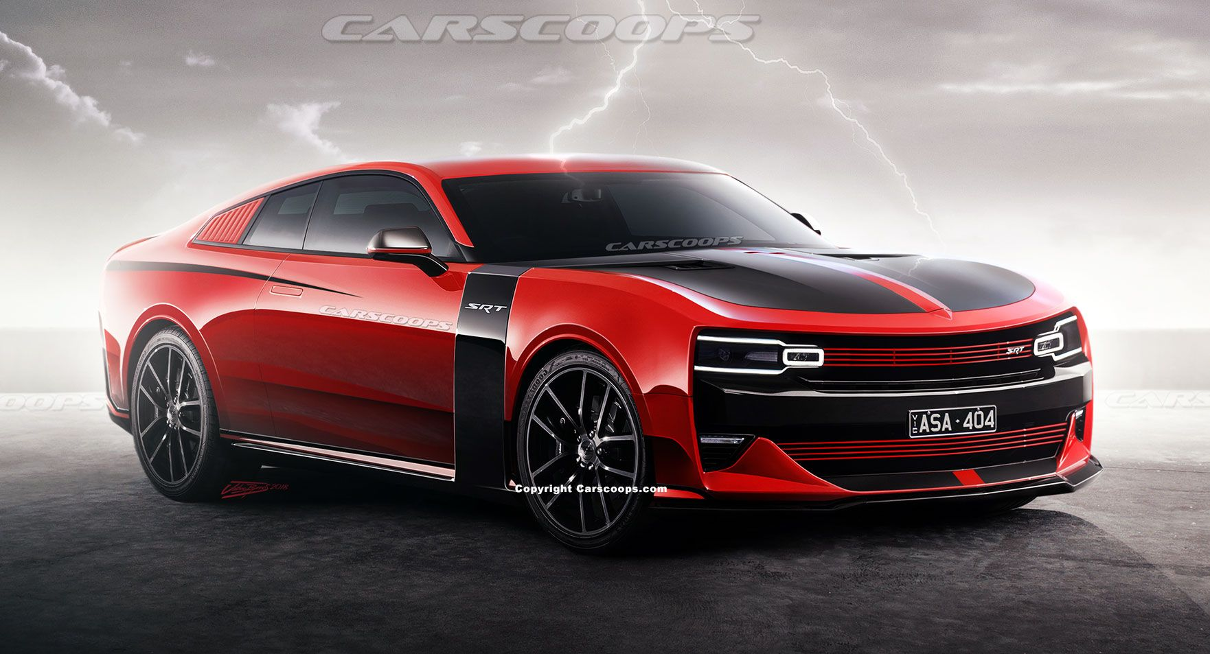 2020 Chrysler Valiant Charger Reimagining An Aussie Icon With