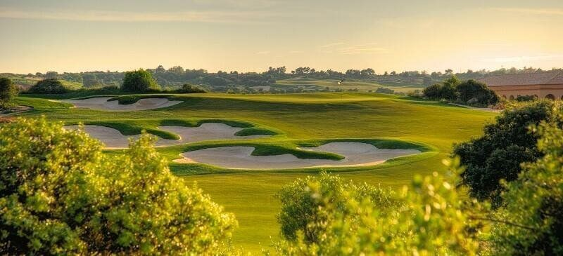 35+ Albufeira golf information