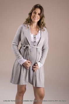 d09521b5e Como Escolher a Camisola para a Maternidade