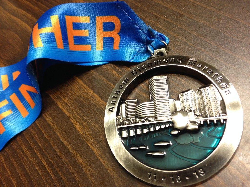 Pin by Amanda Roberts on Race Medals I Want Marathon