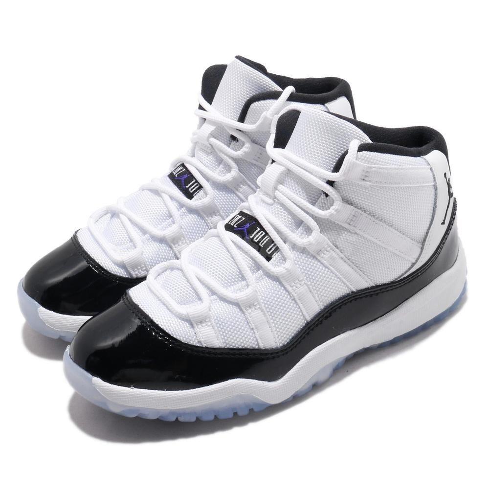 Nike Jordan 11 Retro PS Concord White