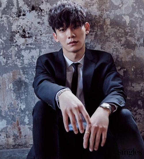 Chen - Singles magazine, March 2017 Ξ【 EXO 】Ξ Pinterest - second hand k chen
