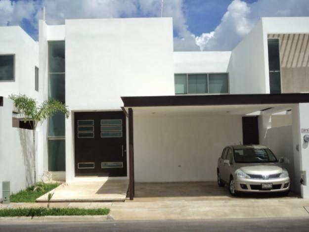Fachadas de casas modernas fachada de casa residencial for Casas modernas residenciales