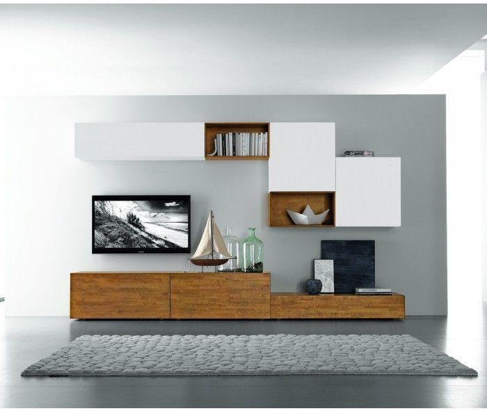 Wohnwände Möbel - fernsehwand ideen moebel wohnzimmer
