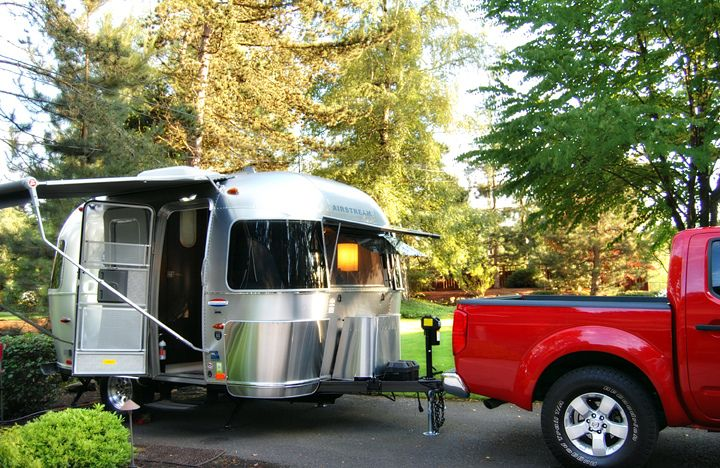 Our new little Airstream Bambi 16 ft Airstream bambi