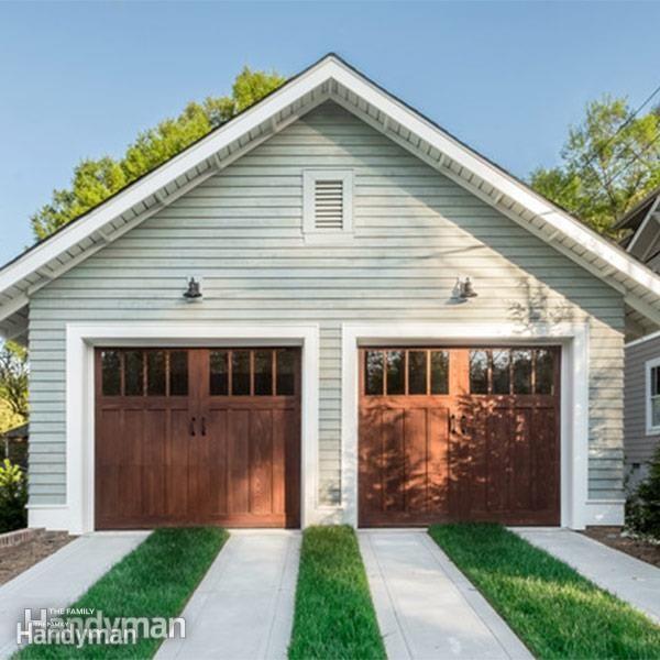 How To Replace Or Revamp Your Garage Doors Garage Doors Doors And