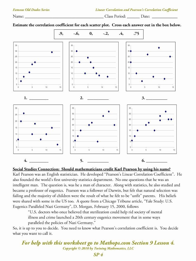 50 States and Capitals Matching Worksheet   Chessmuseum Template Library   Scatter  plot worksheet [ 1082 x 810 Pixel ]