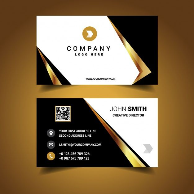 Pin On Business Card Design