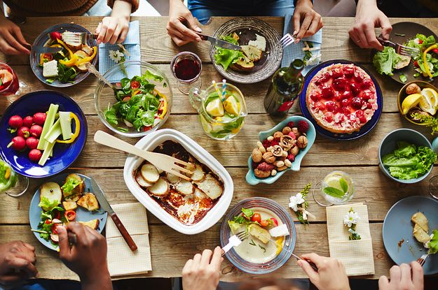 Can You Host A Six Person Dinner Party For Less Than 50 Food Borne Illness Healthy Recipes Healthy