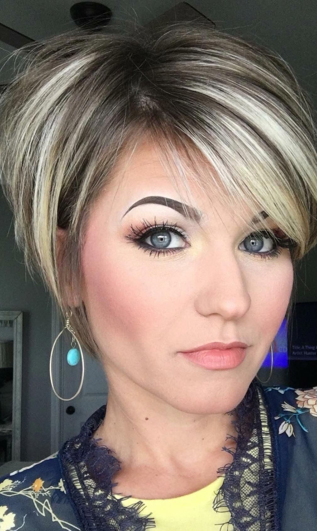 28 most flattering bob haircuts for round faces in 2019 in