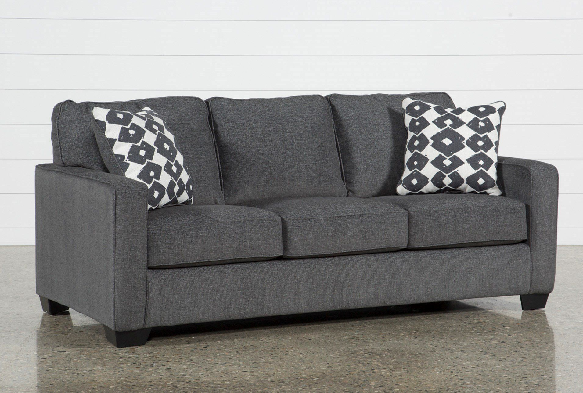 Turdur Queen Sofa Sleeper Queen Sofa Sleeper Living Spaces Sofa Living Room Sofa